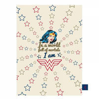 In A World Full Of Mortals I Am Wonder Woman Tea Towel