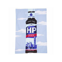 HP Sauce Tea Towel