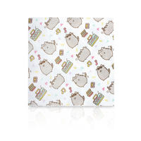 20 Pusheen Napkins