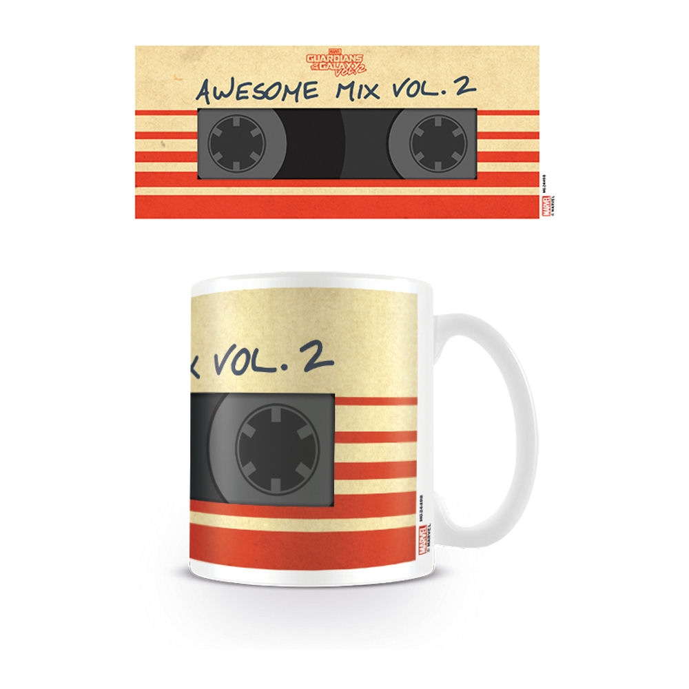 Guardians of the Galaxy Awesome Mix Vol.2 Mug