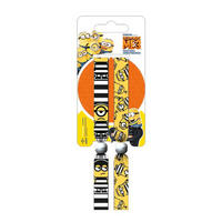Despicable Me Breakout Pack of 2 Festival Wrist Bands Thumbnail 1