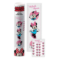 Minnie Mouse Height Chart