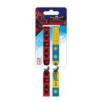 Spider-Man Homecoming Pack of 2 Festival Wrist Bands