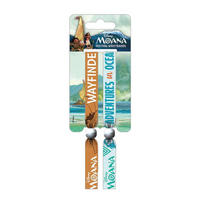 Moana Pack of 2 Festival Wrist Bands