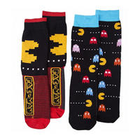 Pac-Man 2 Pack of Socks