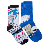 Sonic The Hedgehog 2 Pack of Socks