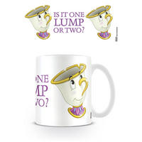 "Beauty And The Beast Chip ""One Lump or Two?"" Mug Thumbnail 1"