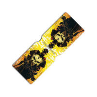 The Punisher Flames Travel/Oyster Card Holder