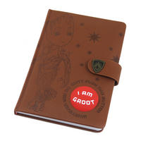 Guardians of the Galaxy I Am Groot Audio Premium A5 Hardback Notebook Thumbnail 1