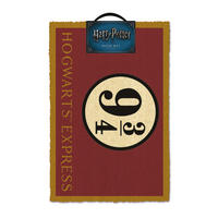 Harry Potter Hogwarts Express Platform 9 3/4 Door Mat