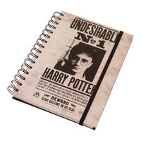 Harry Potter Undesirable No.1 A5 Notebook