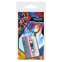Guardians of the Galaxy Awesome Mix Vol.2 PVC Keyring