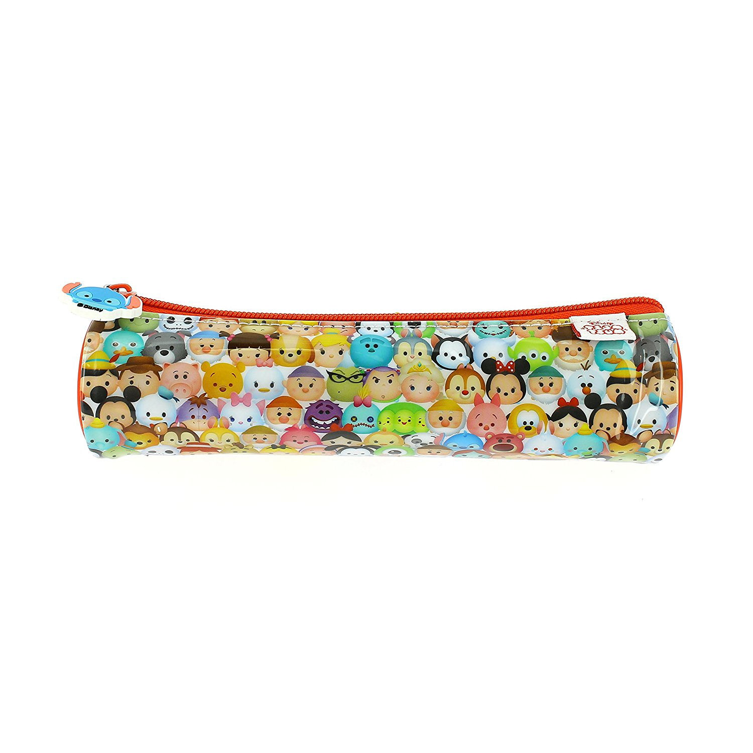 Disney Tsum Tsum Slim Barrel Pencil Case