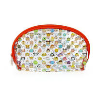 Disney Tsum Tsum Large Clear Pencil Case Thumbnail 2