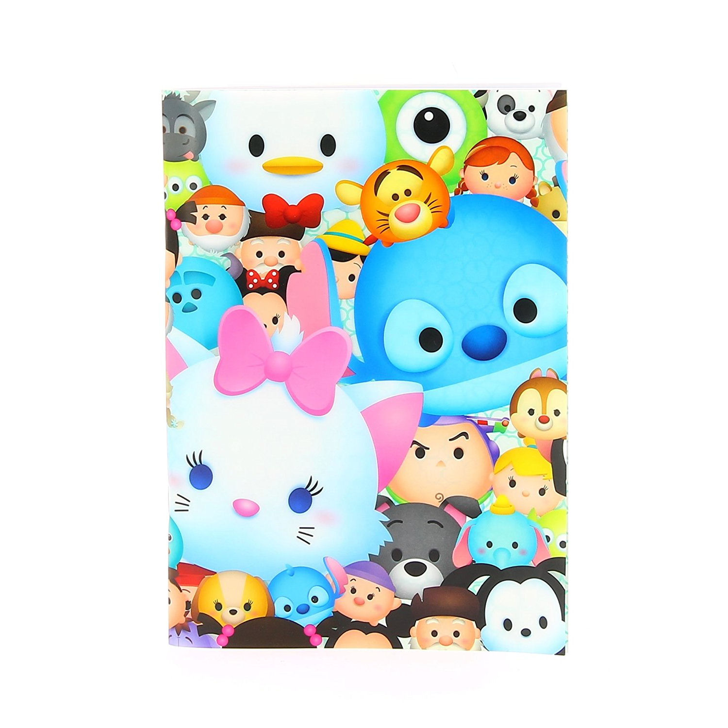 Disney Tsum Tsum A5 Notebook