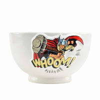The Mighty Thor Embossed Ceramic Bowl