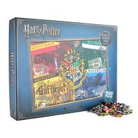 Harry Potter House Crests Jigsaw Puzzle