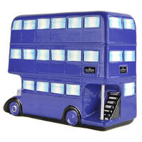 Harry Potter Knight Bus Ceramic Money Box Thumbnail 3