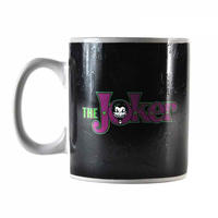 "The Joker ""Why Aren't You Laughing?"" Heat Change Mug Thumbnail 4"