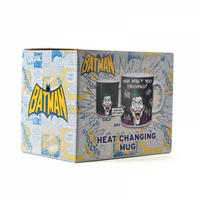 "The Joker ""Why Aren't You Laughing?"" Heat Change Mug Thumbnail 6"