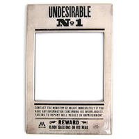 Harry Potter Undesirable No. 1 Photo Frame Fridge Magnet Thumbnail 1