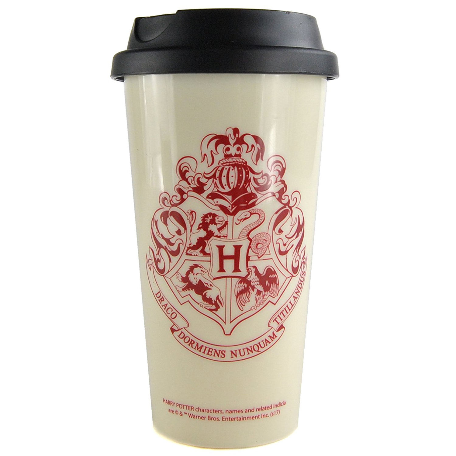 Harry Potter I Would Rather Be At Hogwarts Plastic Travel Mug