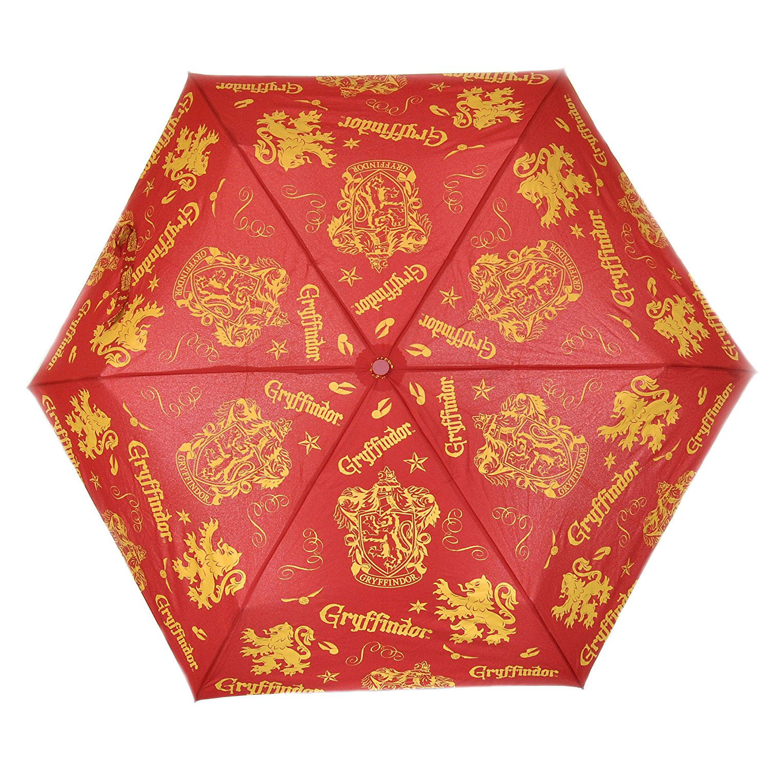Harry Potter Gryffindor Crest Folding Umbrella