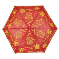 Harry Potter Gryffindor Crest Folding Umbrella Thumbnail 1