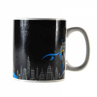 "Batman ""Gotham City Needs Me"" Heat Change Mug Thumbnail 2"
