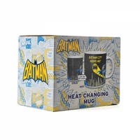 "Batman ""Gotham City Needs Me"" Heat Change Mug Thumbnail 6"