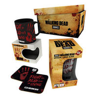 The Walking Dead Blood Hand Gift Box