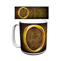 Giant Lord of the Rings One Ring Mug