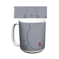 Giant Sony Playstation Console Mug