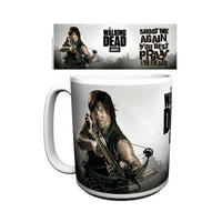 Giant The Walking Dead Daryl Dixon Mug
