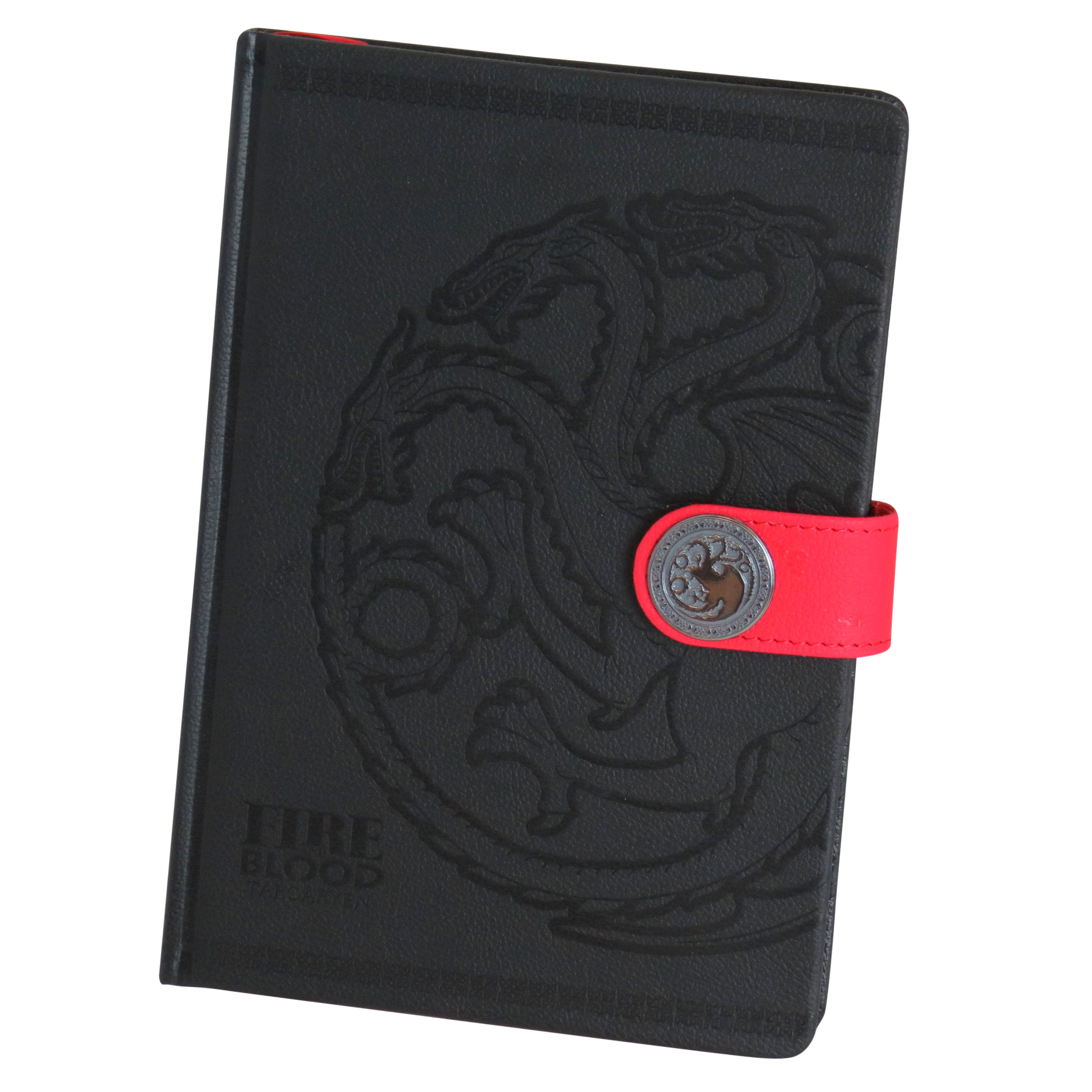 Game of Thrones Targaryen Premium A5 Hardback Notebook