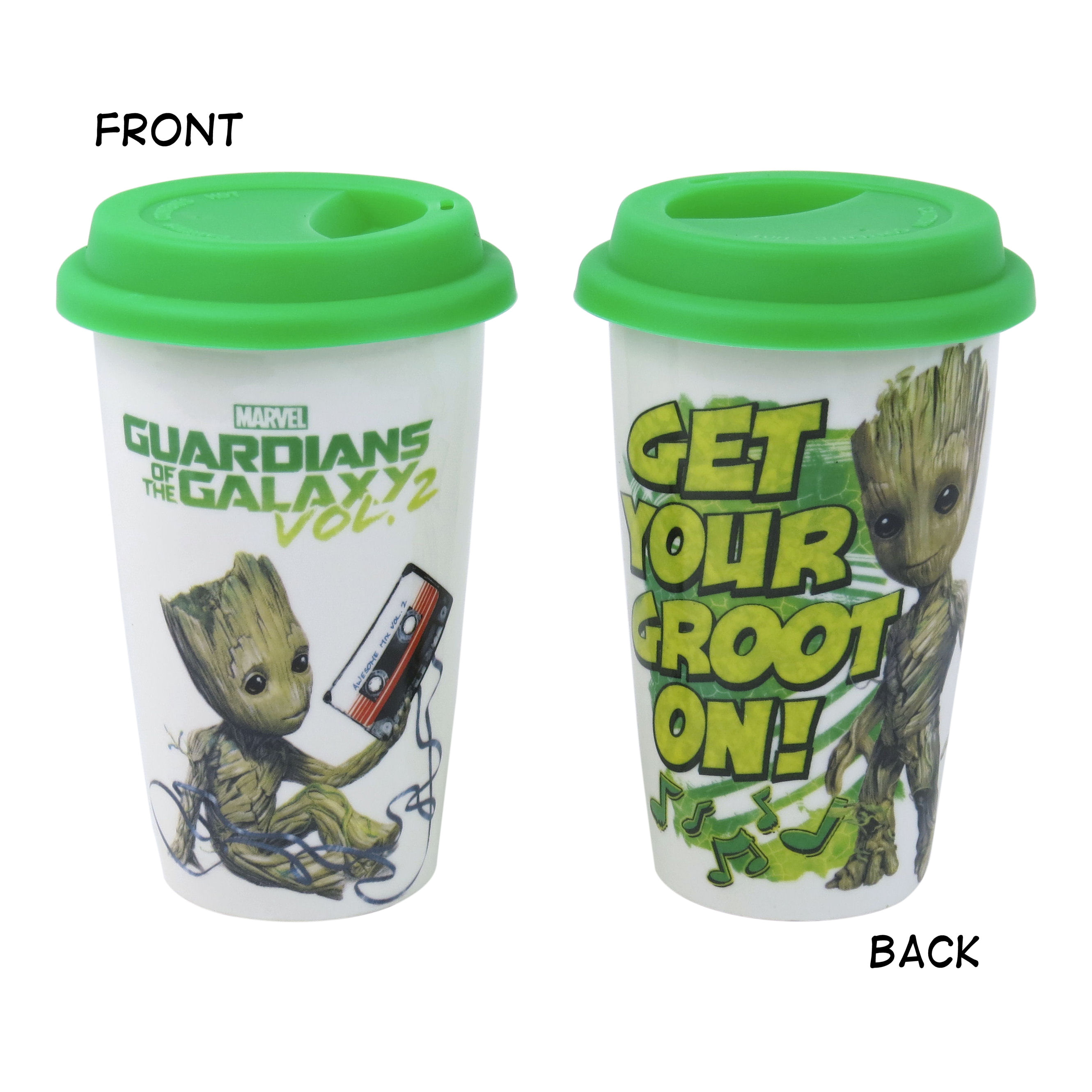 Guardians of the Galaxy Get Your Groot On Travel Mug
