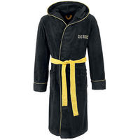 Guns N' Roses Black Fleece Dressing Gown