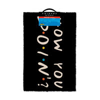 "Friends ""How You Doin'?"" Door Mat"