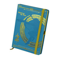 The Legend of Zelda Breath of the Wild Premium A5 Notebook