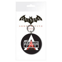 Batman Arkham City PVC Keyring Thumbnail 1