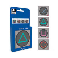 Playstation Buttons Set of 4 Coasters