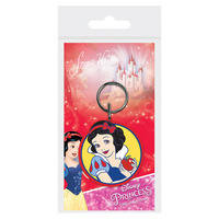 Disney Princesses Snow White PVC Keyring Thumbnail 1