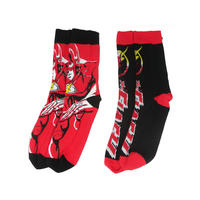 The Flash 2 Pack Of Mens Socks