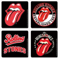 The Rolling Stones Set of 4 Coasters