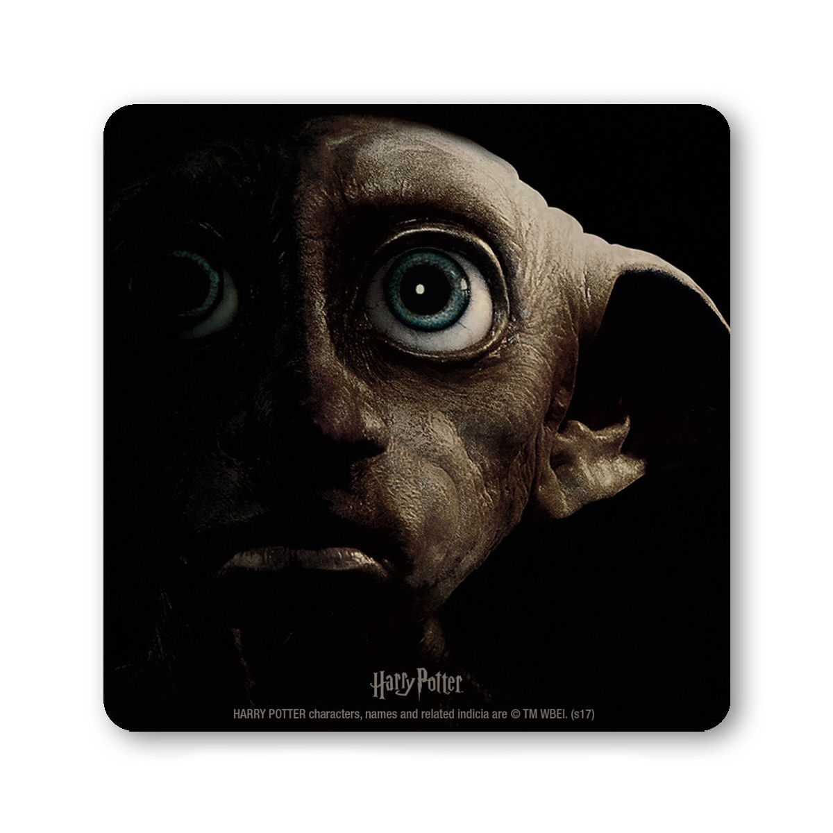 Harry Potter Dobby Film Portrait Coaster