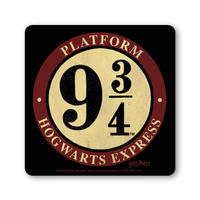 Harry Potter Platform 9 3/4 Coaster Thumbnail 1