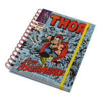 Thor For Asgard A5 Notebook
