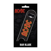 AC/DC Logo Bar Blade Bottle Opener Thumbnail 1