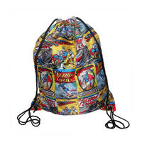 Superman Retro Comic Covers Pump Bag