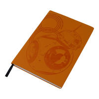 Star Wars BB-8 Flexi Cover A5 Notebook